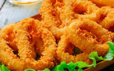 Seafood Basket Buffet