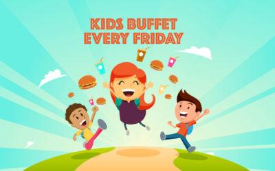 Fridays Kids Buffet